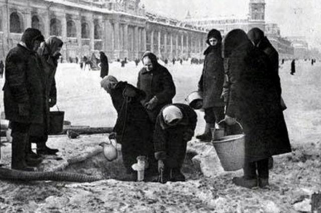 Обнародованы архивные документы о помощи горьковчан блокадному Ленинграду.