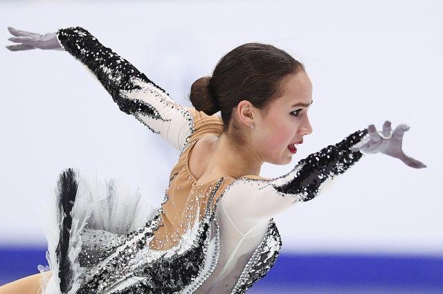 Фигуристка Загитова лидирует по итогам короткой программы чемпионата Европы