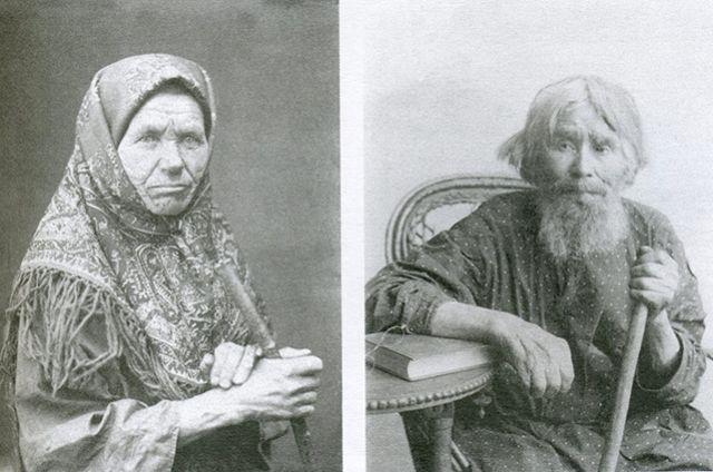 Русские крестьяне Казанской губернии