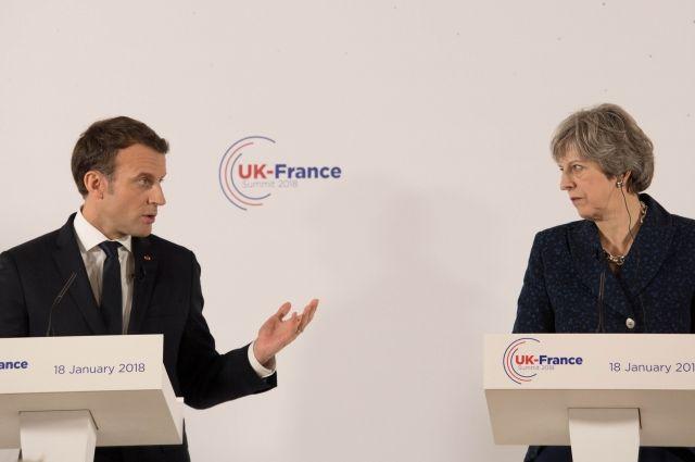 Великобритания и Франция выступили против отмены санкций против России