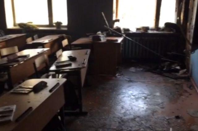СКР возбудил дело по факту нападения на школу в Улан-Удэ