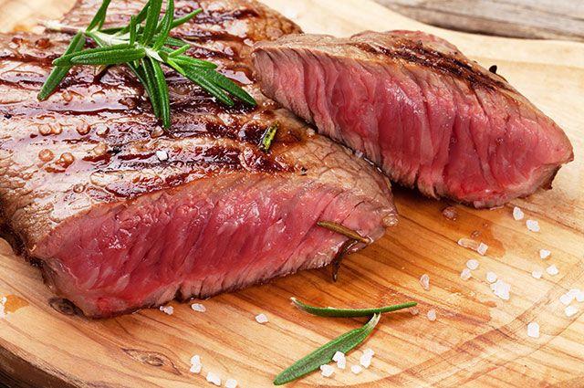 Продается ли в магазинах мясо с кровью?