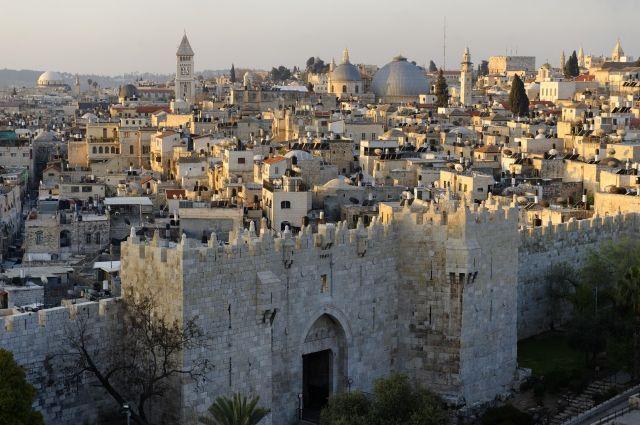 СМИ: Трамп ускорит процесс переноса посольства из Тель-Авива в Иерусалим