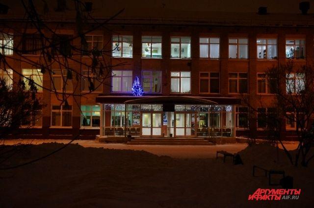 Занятия в школе возобновились 18 января.