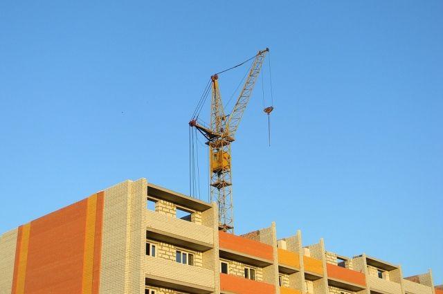 Объемы ввода жилья в Тюменской области остаются выше среднероссийских