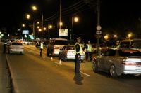 ГИБДД организует массовое перекрытие проезжей части в одном из районов города.