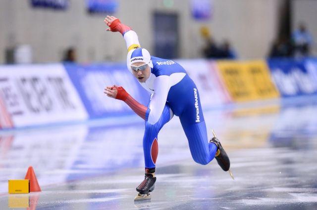 Конькобежец Кулижников победил на дистанции 500 м на этапе Кубка мира