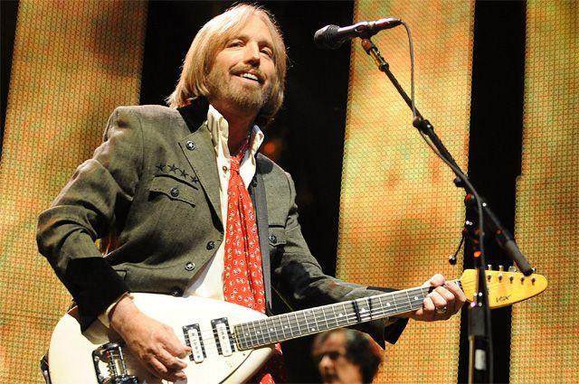 Полиция озвучила причину смерти рок-музыканта Тома Петти