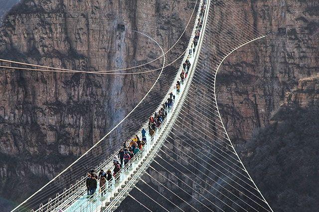 Зачем строят необычные мосты?