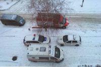 В Харьковской области участник АТО взял в заложники свою семью