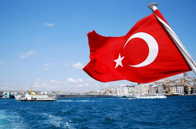 Три ракеты были выпущены по Турции из Сирии