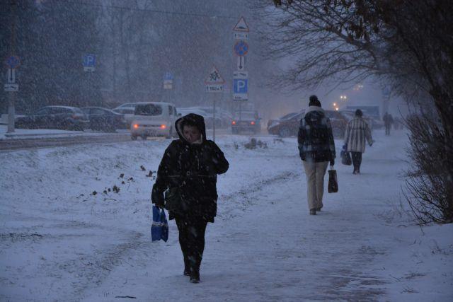 МЧС объявило штормовое предупреждение вБашкирии