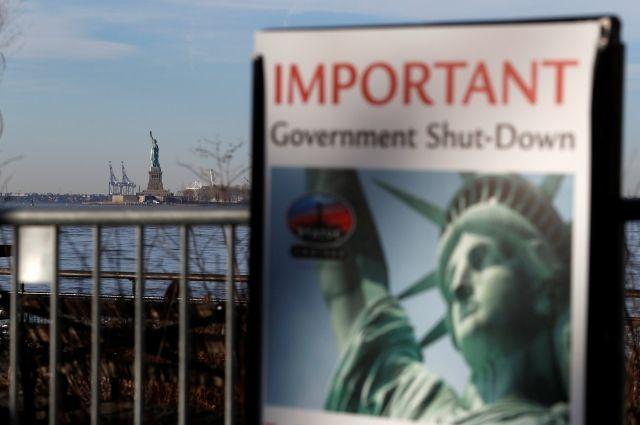 В США статую Свободы закрыли для посетителей - Real estate