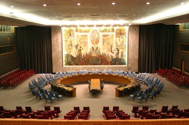Совбез ООН соберется на консультации из-за ситуации в Сирии