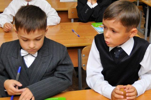 Омских детей могут невзять в1-й класс