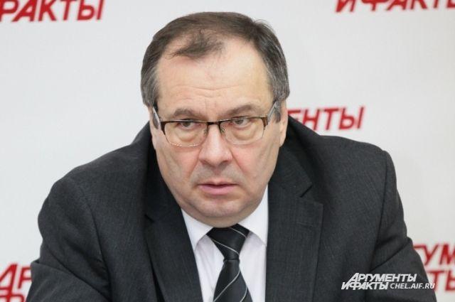 Сергей Кремлёв.