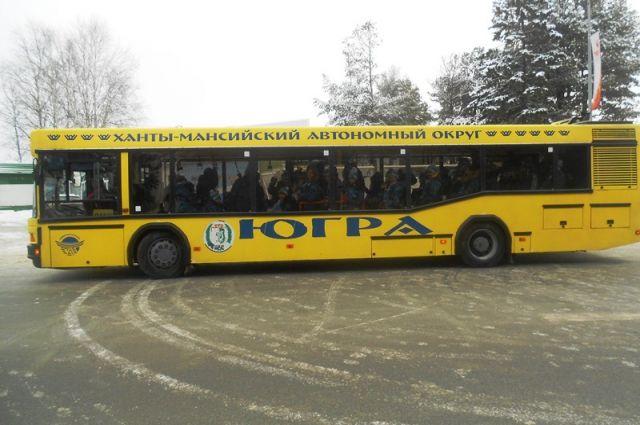 Женщину-инвалида высадили из автобуса, двигавшегося по маршруту №5