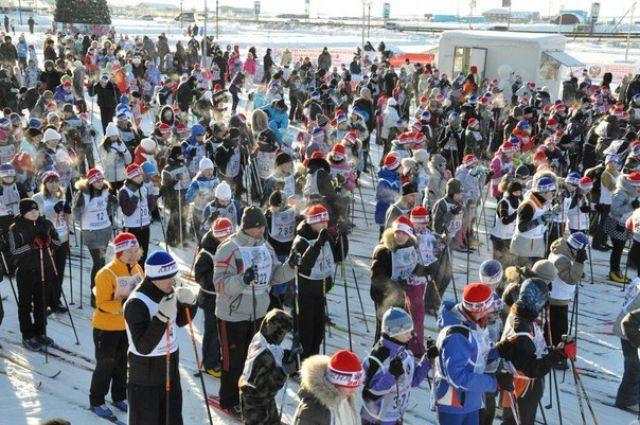 На «Лыжню России» вСыктывкаре выйдут неменее 6 тыс. человек