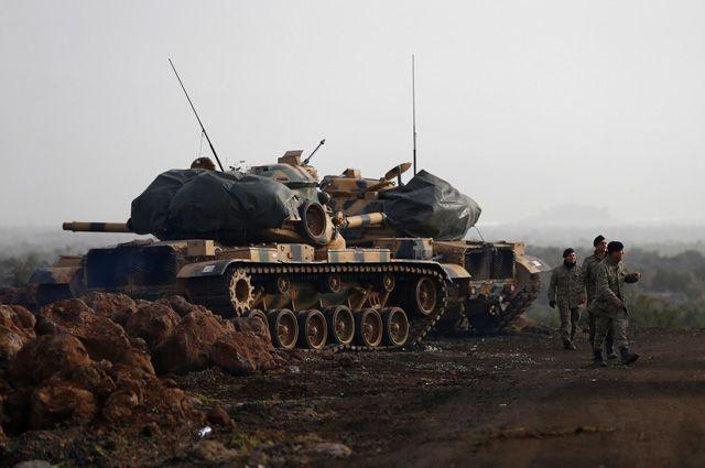 Зачем Турция начала новую операцию в Сирии?