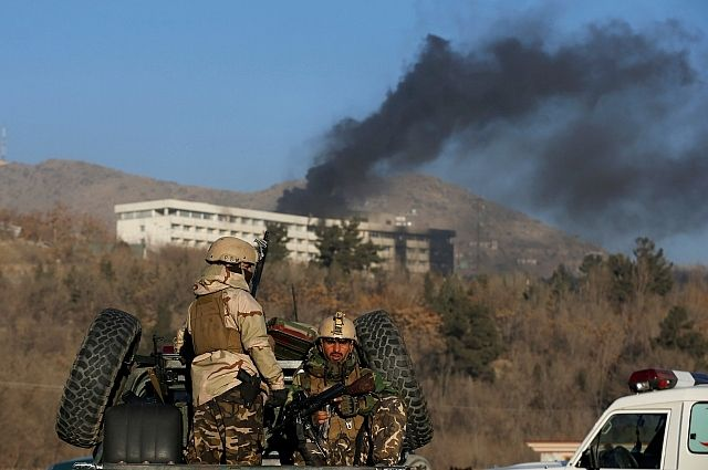 СМИ: жертвами нападения на отель в Кабуле стали 7 граждан Украины