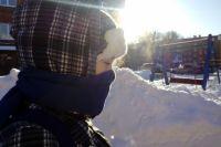 Синоптики рассказали, как долго в Кузбассе продержатся морозы.