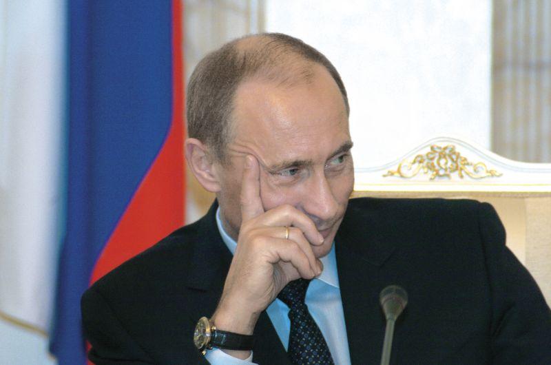 По роду деятельности Михаил Борисович часто снимал политических лидеров.