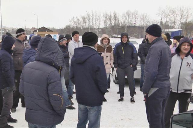 Ульяновские водители «Яндекс. Такси» устроили забастовку