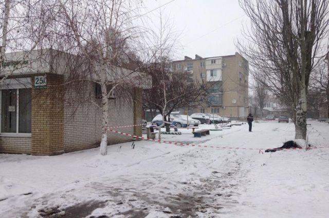 ВБердянске уголовник подорвал себя, чтобы неарестовала милиция