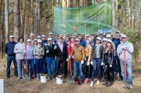 Все акции и конкурсы, прошедшие на предприятии в прошлом году, посвятили Году экологии.