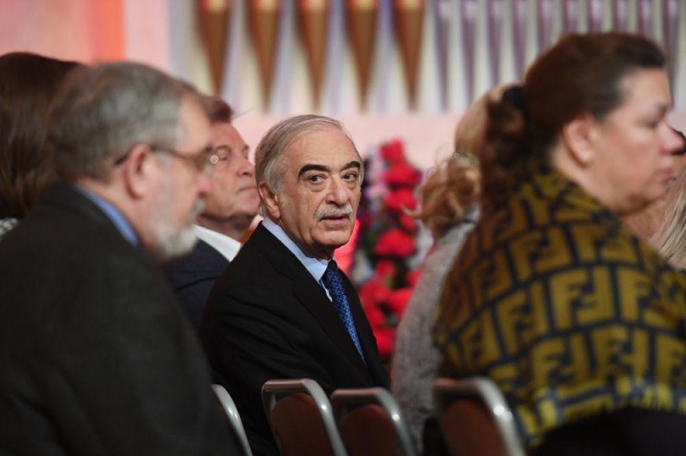 Чрезвычайный и полномочный посол Азербайджанской Республики в Российской Федерации Полад Бюль-бюль оглы.