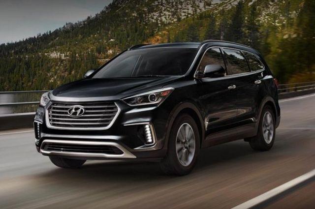 Сейчас в автосалонах Hyundai «КОМОС-Авто» действуют выгодные условия приобретения на кроссоверы Santa Fe, Tucson, Creta.