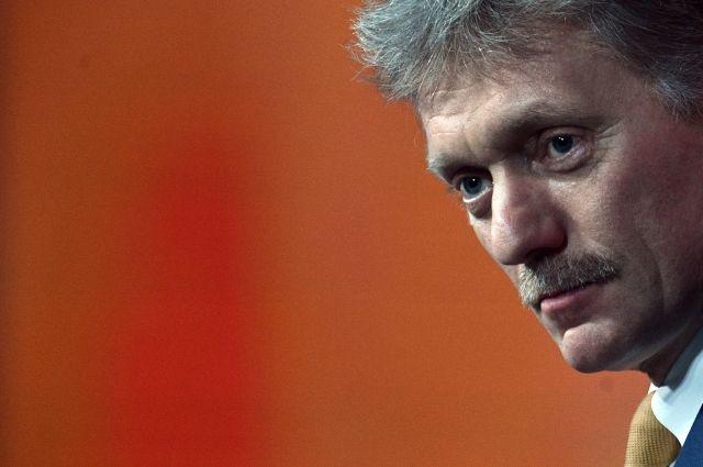 Песков: слова о непубличных контактах Путина и Порошенко неверно трактовали