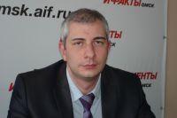 Евгений Фомин возглавил департамент городского хозяйства омской мэрии.
