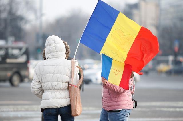 Идею объединения с Молдавией поддерживают менее трети жителей Румынии