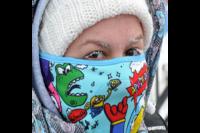 Что делать, если от холода шелушится лицо?