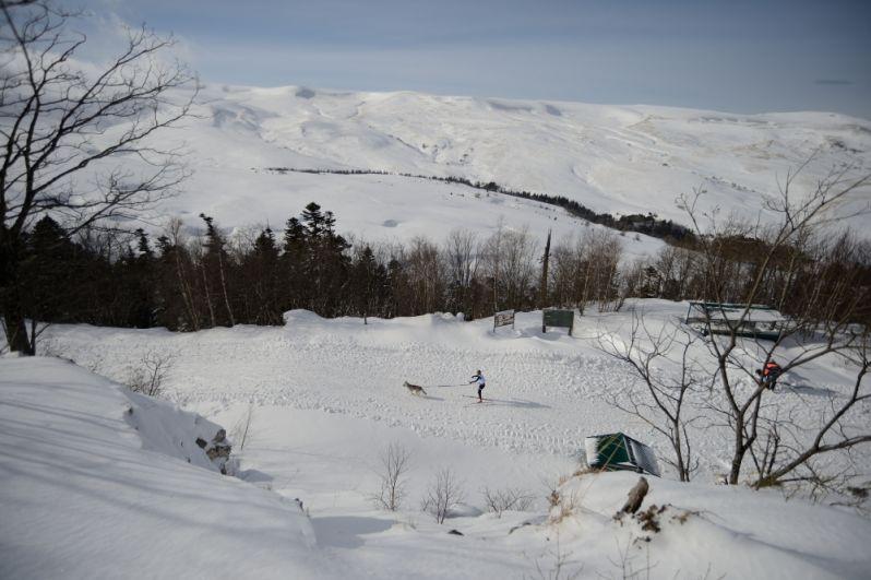 Соревнования прошли на высоте 1,8 и 2,1 тысячи метров над уровнем моря.