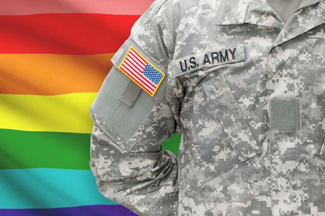 В «голубом» вертолете. В армии США состоялась первая офицерская гей-свадьба - Real estate