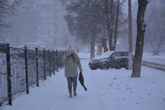 Вближайшие дни вРостове ожидаются дождь, мокрый снег исильный ветер