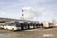 Новое транспортное предприятие получило в наследство от прежнего 271 автобус, но на линию выходят только около сотни машин.