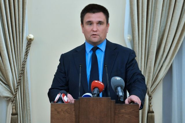 Климкин рассказал о денонсации Киевом соглашений с Россией