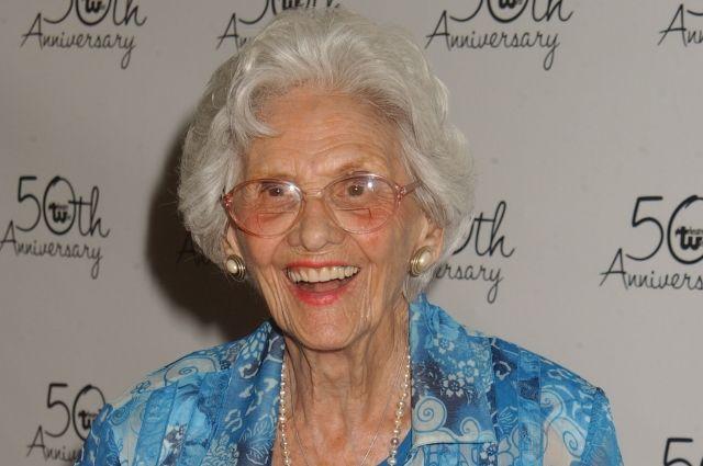 Скончалась самая пожилая актриса Голливуда Конни Сойер