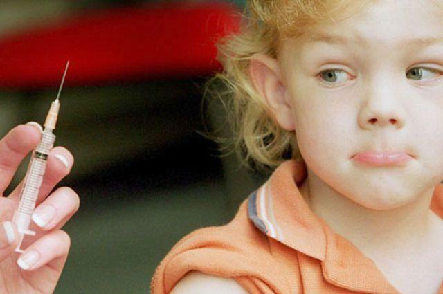Эпидпорог превышен среди детей до 6 лет.