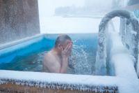 У тоболяка во время крещенских купаний украли куртку с деньгами