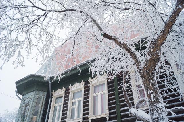 Режим повышенной готовности введен из-за морозов