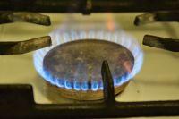 В НСО взорвался газовый баллон.
