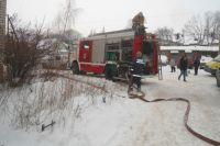 В НСО введен противопожарный режим.