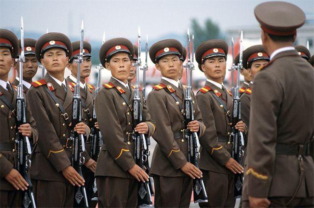 ЦРУ: КНДР может вскоре напасть на США