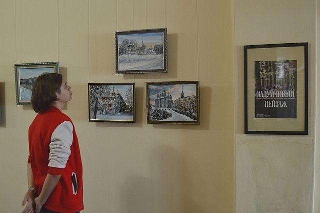 Хоть на полотнах Александра Николаевича природа разных уголков России и мира, покидать Кузбасс он не хотел и не хочет.
