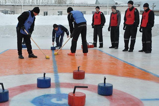 Команда состояла из четырех игроков
