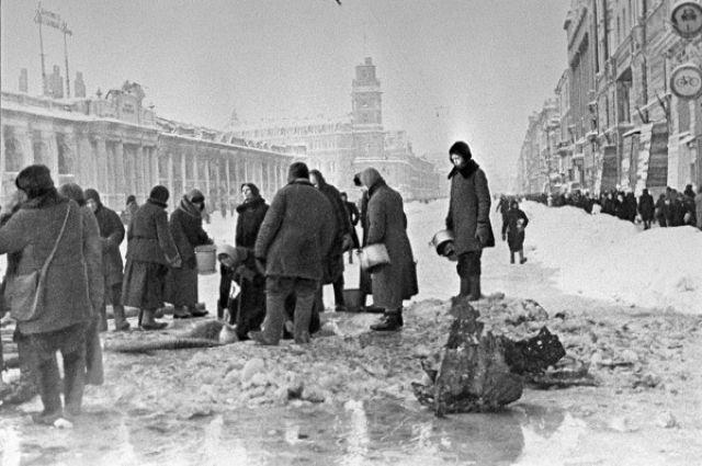 Британский режиссёр снимет документальный фильм облокаде Ленинграда